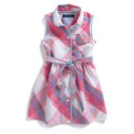 PLAID SHIRT DRESS $16.99