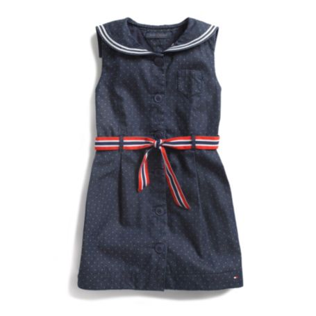 Image for DENIM DRESS from Tommy Hilfiger USA