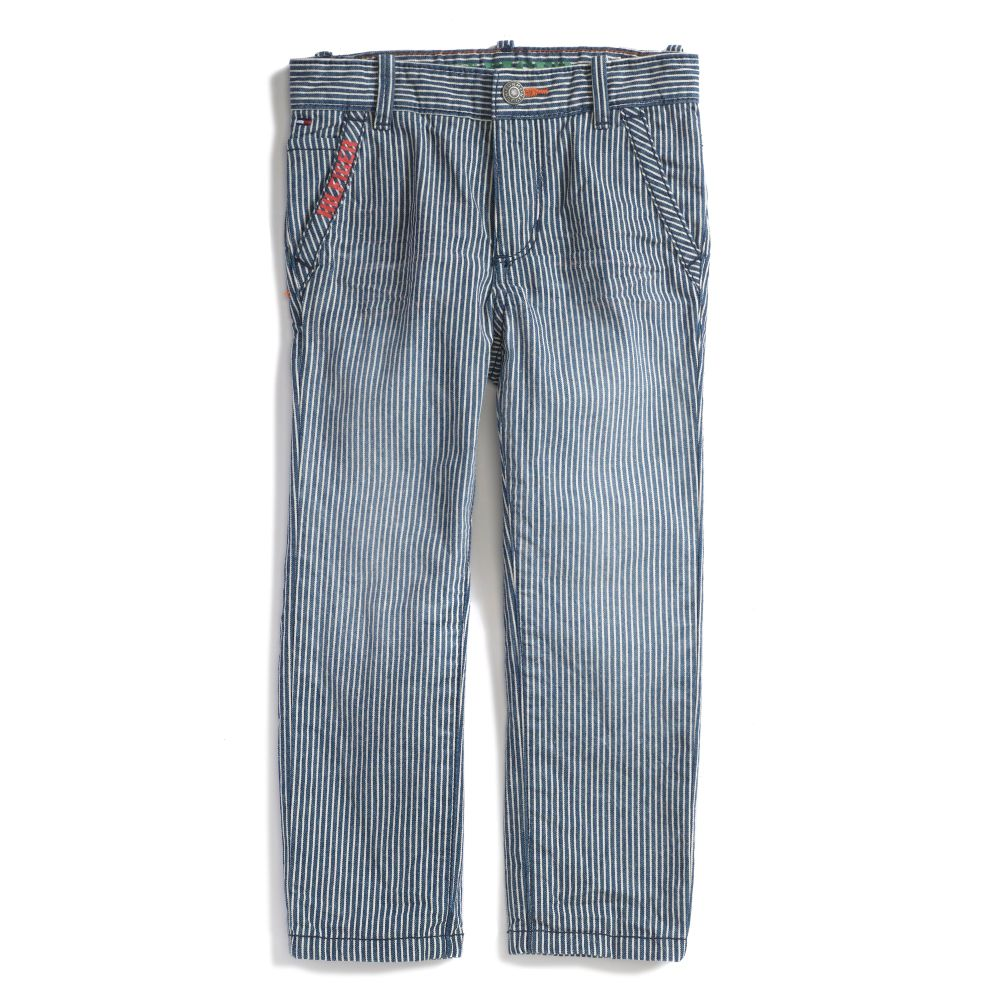 Image for SLIM STRAIGHT JEAN from Tommy Hilfiger USA