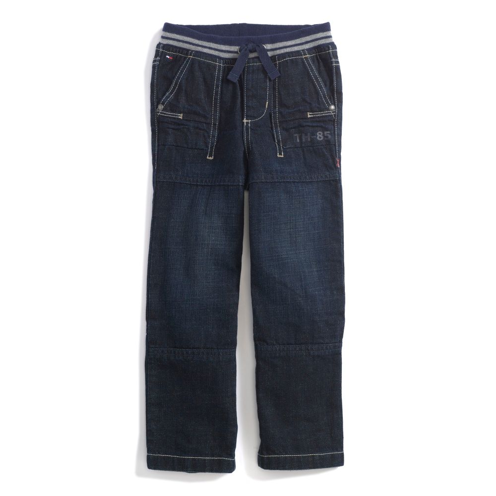 Image for ELASTIC WAIST JEAN from Tommy Hilfiger USA
