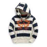 STRIPE FLEECE $36.99