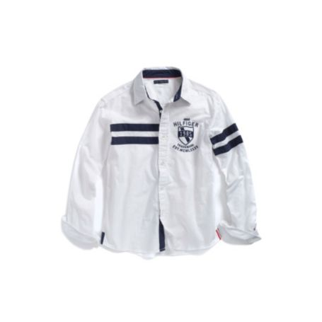 Image for HILFIGER CREST SHIRT from Tommy Hilfiger USA