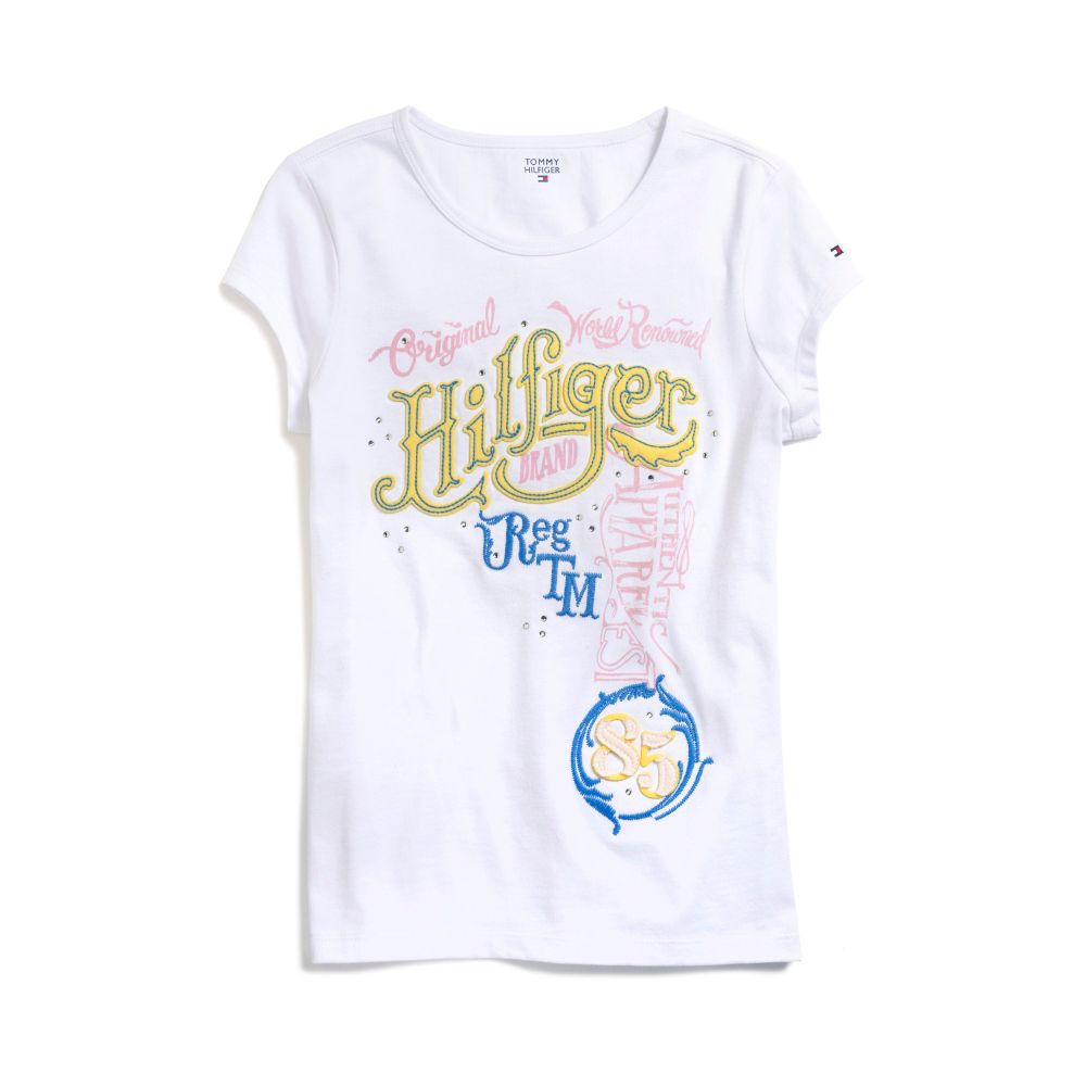 Image for FASHION TEE from Tommy Hilfiger USA
