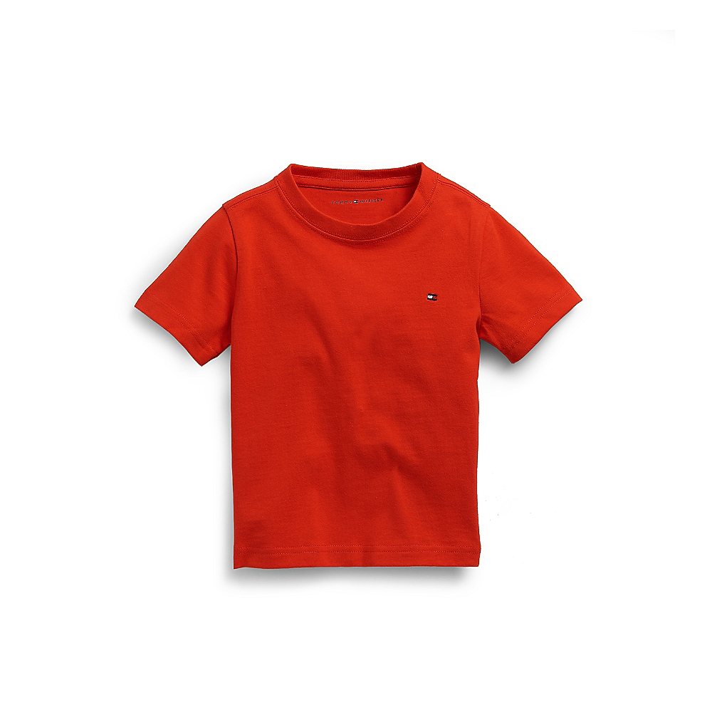 Tommy Hilfiger Nantucket Tee - Orange - 3T