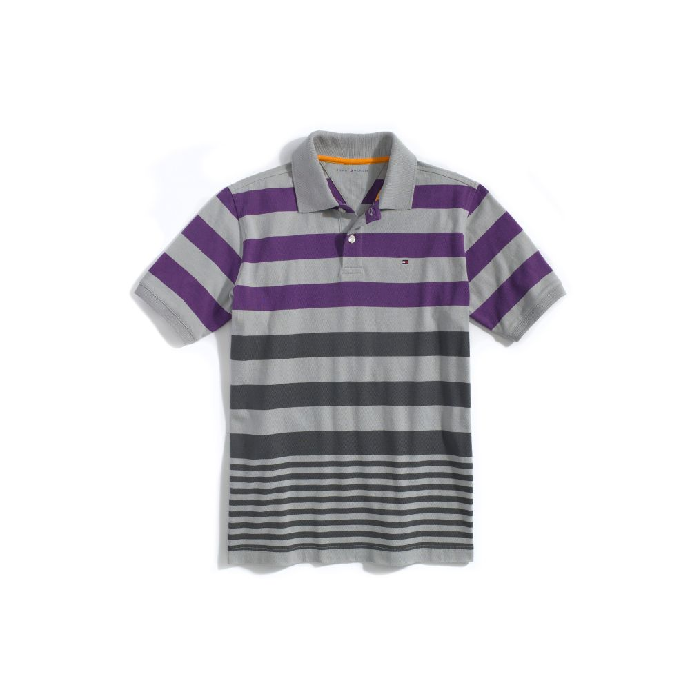 Image for ENGINEER STRIPE POLO from Tommy Hilfiger USA