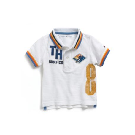 Image for SURF GRAPHIC POLO from Tommy Hilfiger USA
