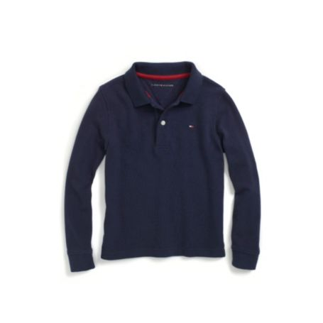 Image for SOLID POLO from Tommy Hilfiger USA
