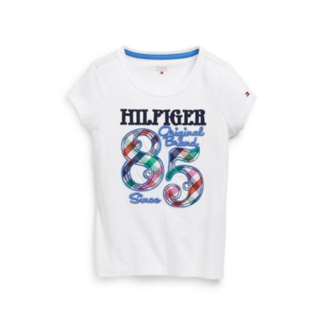 Image for 85 GRAPHIC TEE from Tommy Hilfiger USA