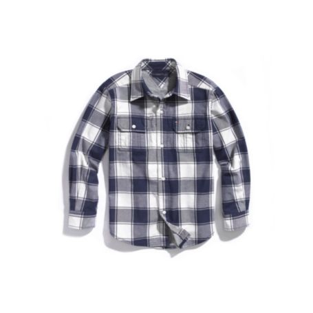 Image for BUFFALO CHECKED SHIRT from Tommy Hilfiger USA
