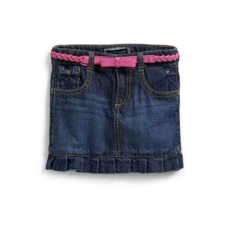 Image for BRYANT DENIM SKIRT from Tommy Hilfiger USA