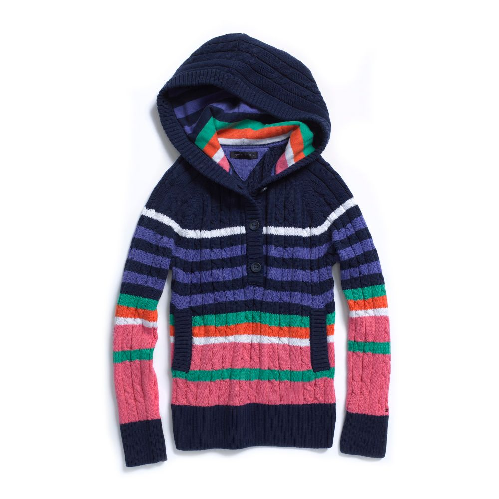 Image for HOODED SWEATER from Tommy Hilfiger USA