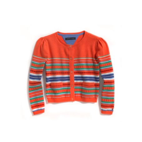 Image for MULTI STRIPE CARDIGAN from Tommy Hilfiger USA