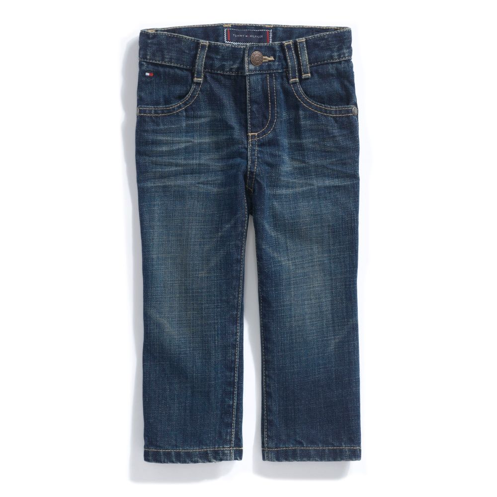 Image for WELLINGTON STRAIGHT JEAN from Tommy Hilfiger USA