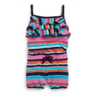STRIPED ROMPER $35.00
