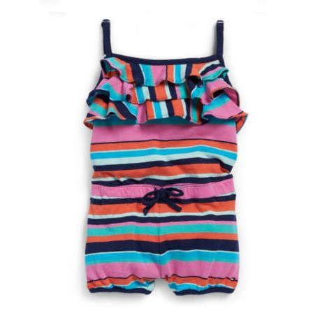 Image for STRIPED ROMPER from Tommy Hilfiger USA