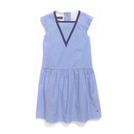 Image for BORDER STRIPE DRESS from Tommy Hilfiger USA
