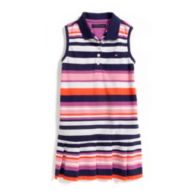 STRIPE POLO DRESS $29.00