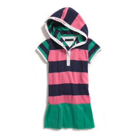 Image for FASHION RUGBY DRESS from Tommy Hilfiger USA