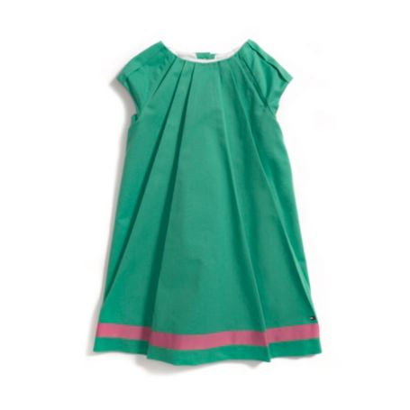 Image for RIBBON TRIM DRESS from Tommy Hilfiger USA