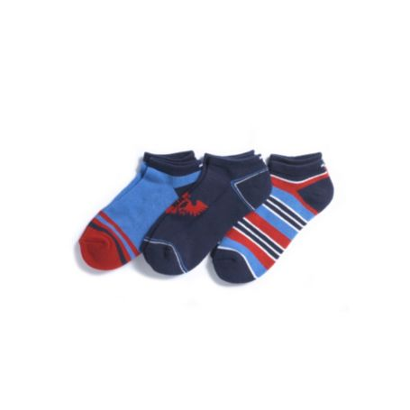 Image for NO SHOW 3 PACK from Tommy Hilfiger USA