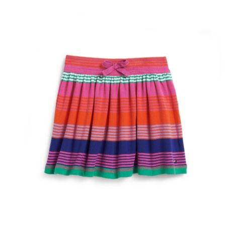 Image for MULTI STRIPE KNIT SKIRT from Tommy Hilfiger USA