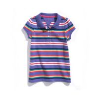 STRIPE POLO BODYSUIT $14.99