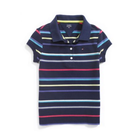 Image for BOLD STRIPE POLO from Tommy Hilfiger USA