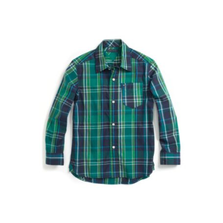 Image for FASHION PLAID SHIRT from Tommy Hilfiger USA