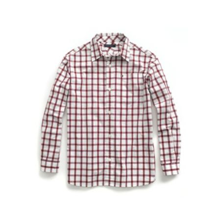 Image for CLASSIC PLAID SHIRT from Tommy Hilfiger USA