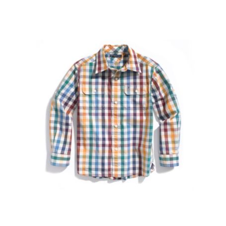 Image for FASHION CHECK SHIRT from Tommy Hilfiger USA