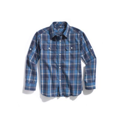 Image for BOLD PLAID SHIRT from Tommy Hilfiger USA