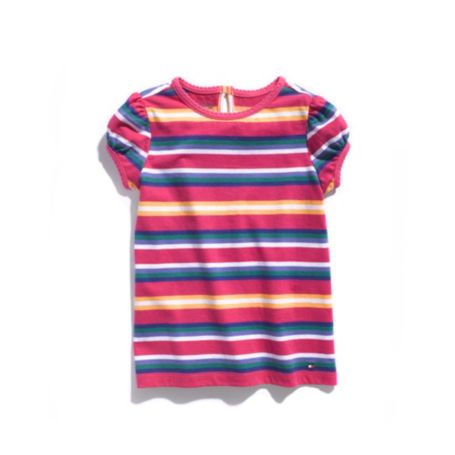 Image for STRIPE TEE from Tommy Hilfiger USA