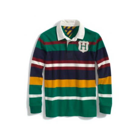 Image for H CREST RUGBY from Tommy Hilfiger USA