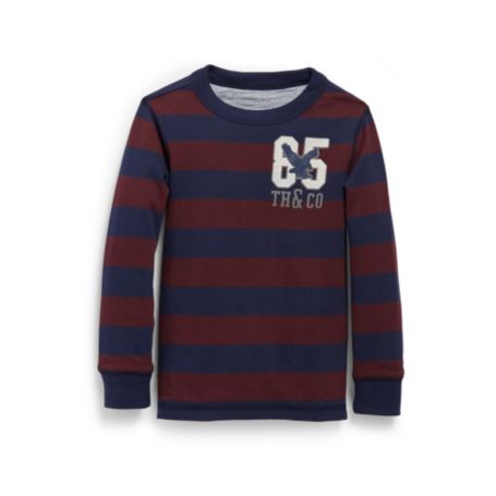 Image for STRIPE REVERSIBLE CREW from Tommy Hilfiger USA