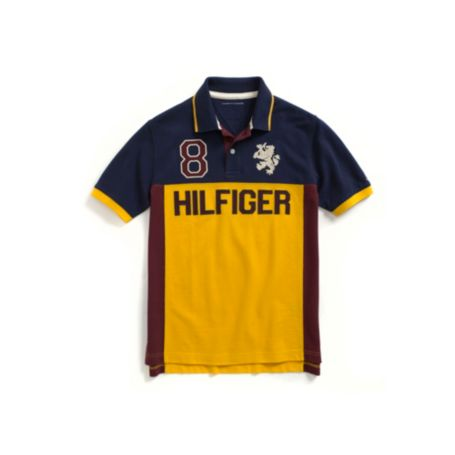 Image for HILFIGER COLORBLOCK POLO from Tommy Hilfiger USA