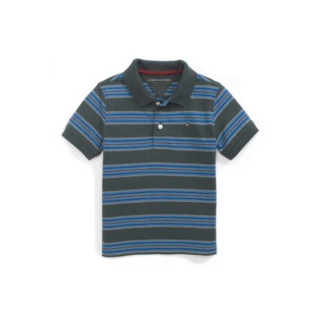 Image for MINI STRIPE POLO from Tommy Hilfiger USA