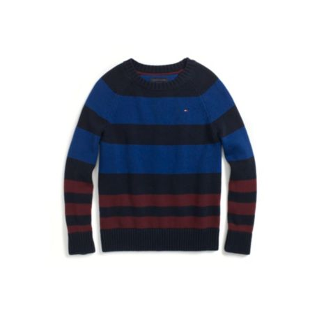 Image for CREW NECK SWEATER from Tommy Hilfiger USA