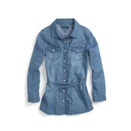 Image for DENIM STAR TUNIC from Tommy Hilfiger USA