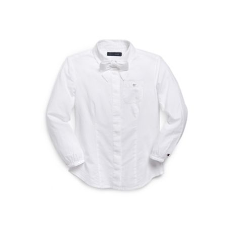 Image for BOW SHIRT from Tommy Hilfiger USA