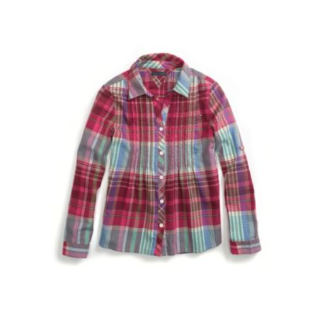 Image for PLAID TUNIC from Tommy Hilfiger USA