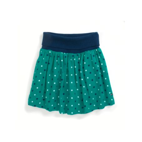 Image for POLKA DOT SKIRT from Tommy Hilfiger USA