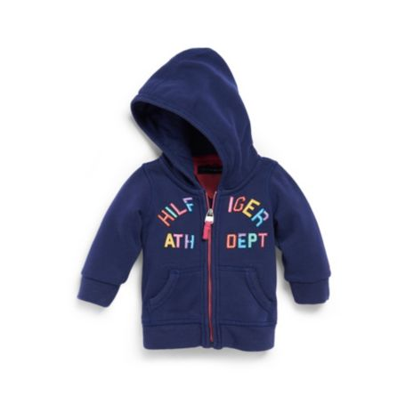 Image for ATHLETIC DEPT ZIP HOODIE from Tommy Hilfiger USA