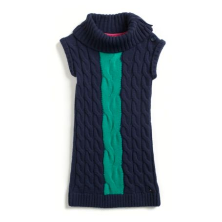 Image for CABLE SWEATER DRESS from Tommy Hilfiger USA
