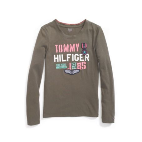 Image for TOMMY FASHION TEE from Tommy Hilfiger USA