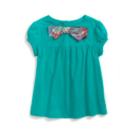 Image for HOLIDAY BOW FASHION TEE from Tommy Hilfiger USA