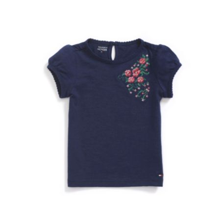 Image for CORSAGE FASHION TEE from Tommy Hilfiger USA