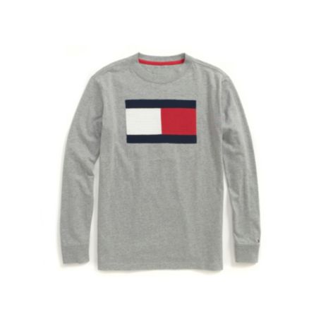 Image for FLAG GRAPHIC TEE from Tommy Hilfiger USA