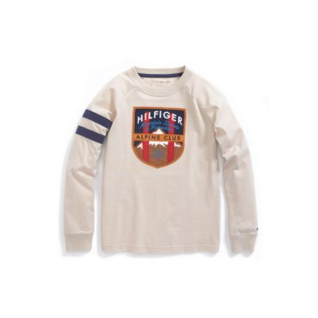 Image for ALPINE CLUB TEE from Tommy Hilfiger USA