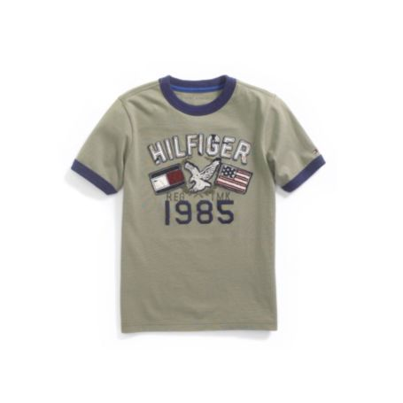Image for MAX TEE from Tommy Hilfiger USA