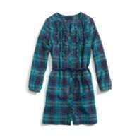 BLACKWATCH PLAID DRESS $42.50